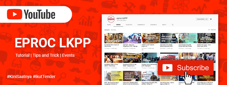 Youtube LKPP